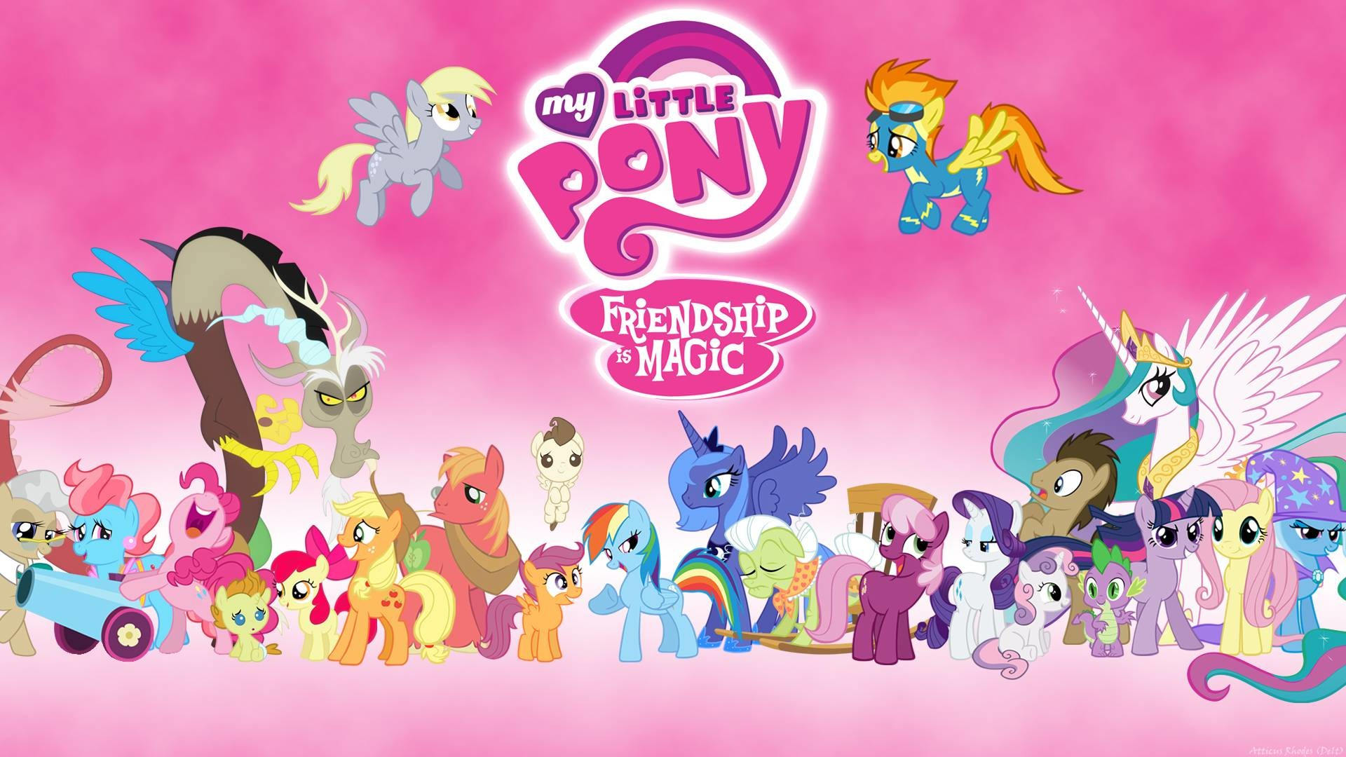 My Little Pony New Tab for Google Chrome