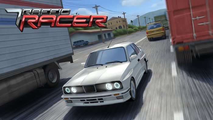 Traffic Racer New Tab for Google Chrome