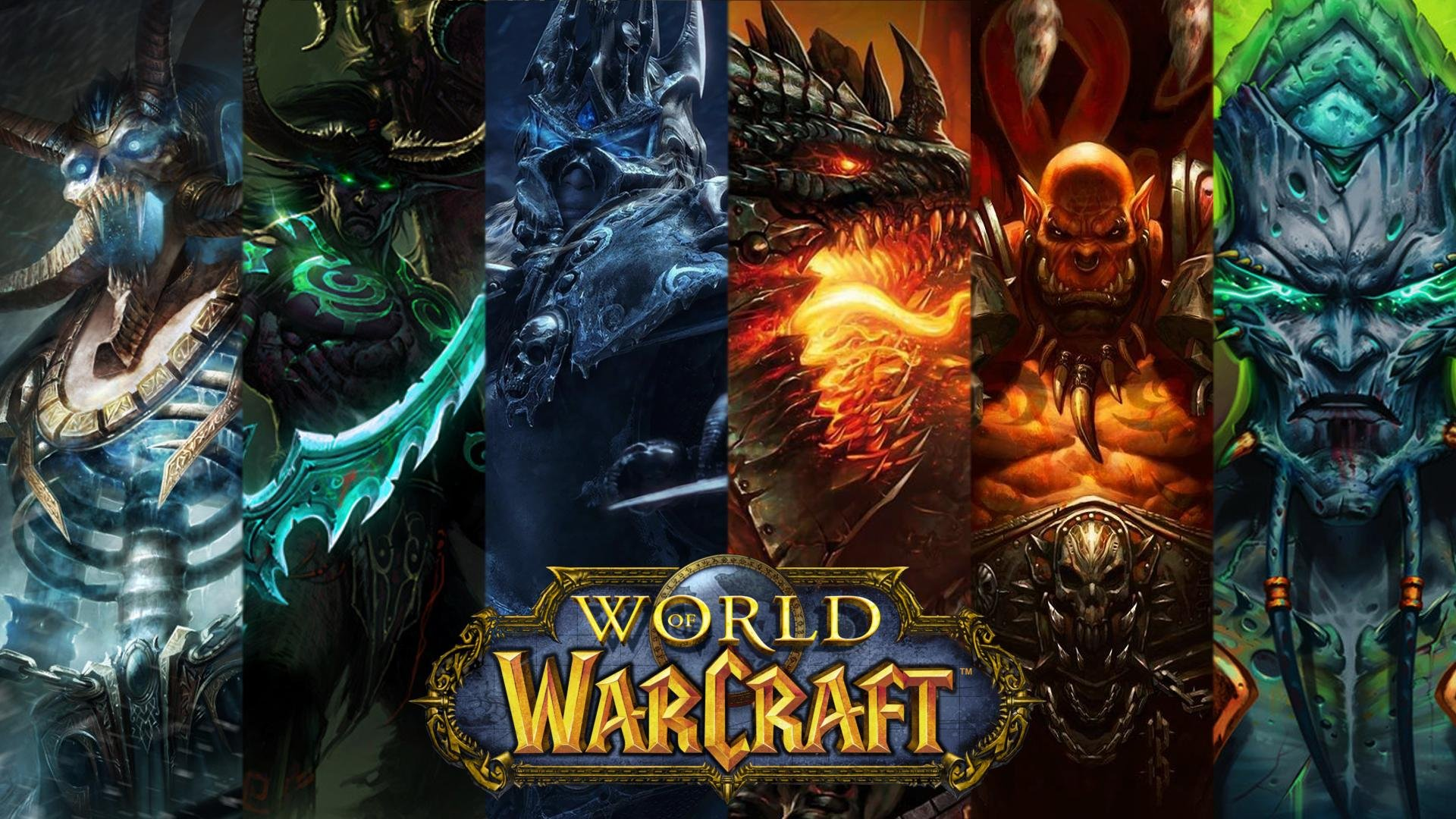 World Of Warcraft New Tab for Google Chrome