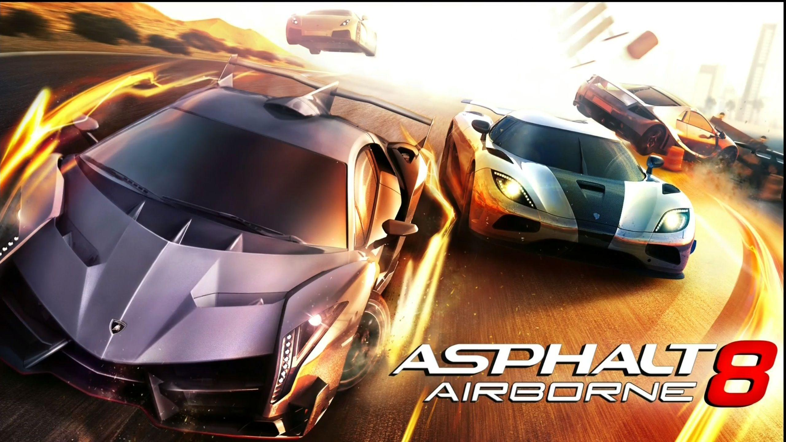 Asphalt 8: Airborne New Tab for Google Chrome