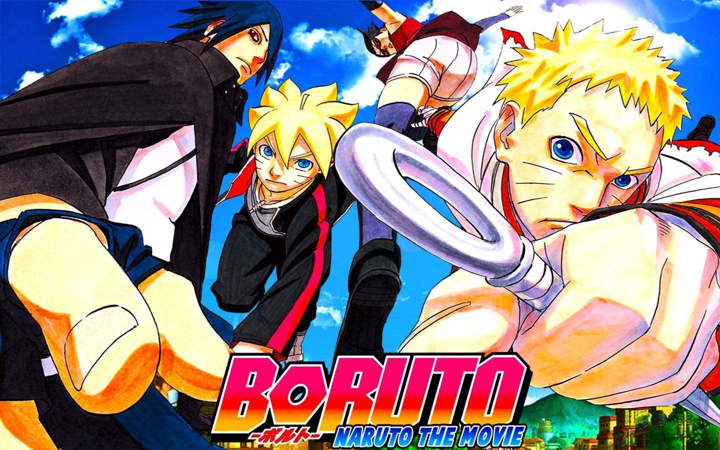 Naruto & Boruto New Tab for Google Chrome